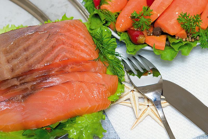 Рыба на нашем столе - не просто еда, но и...