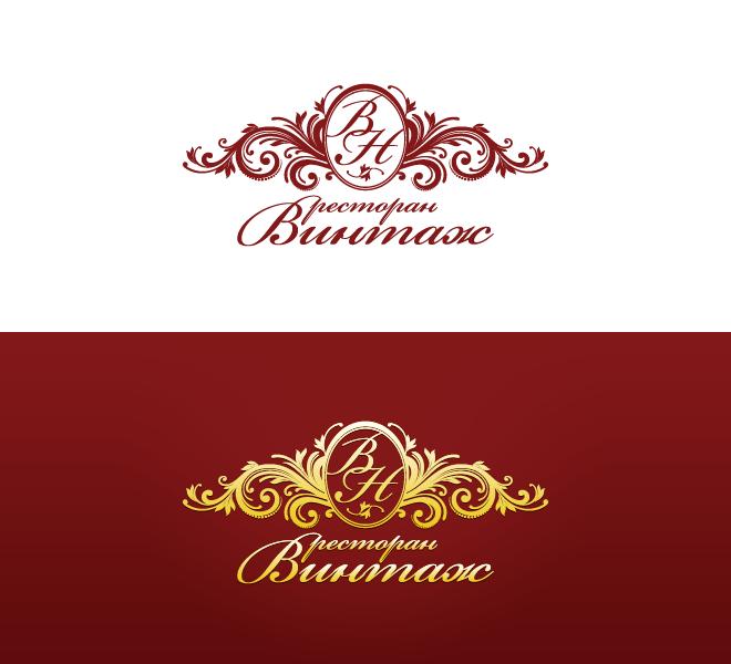 Логотип ресторана «Винтаж»: www.free-lancers.net/users/sashock/projects/143788