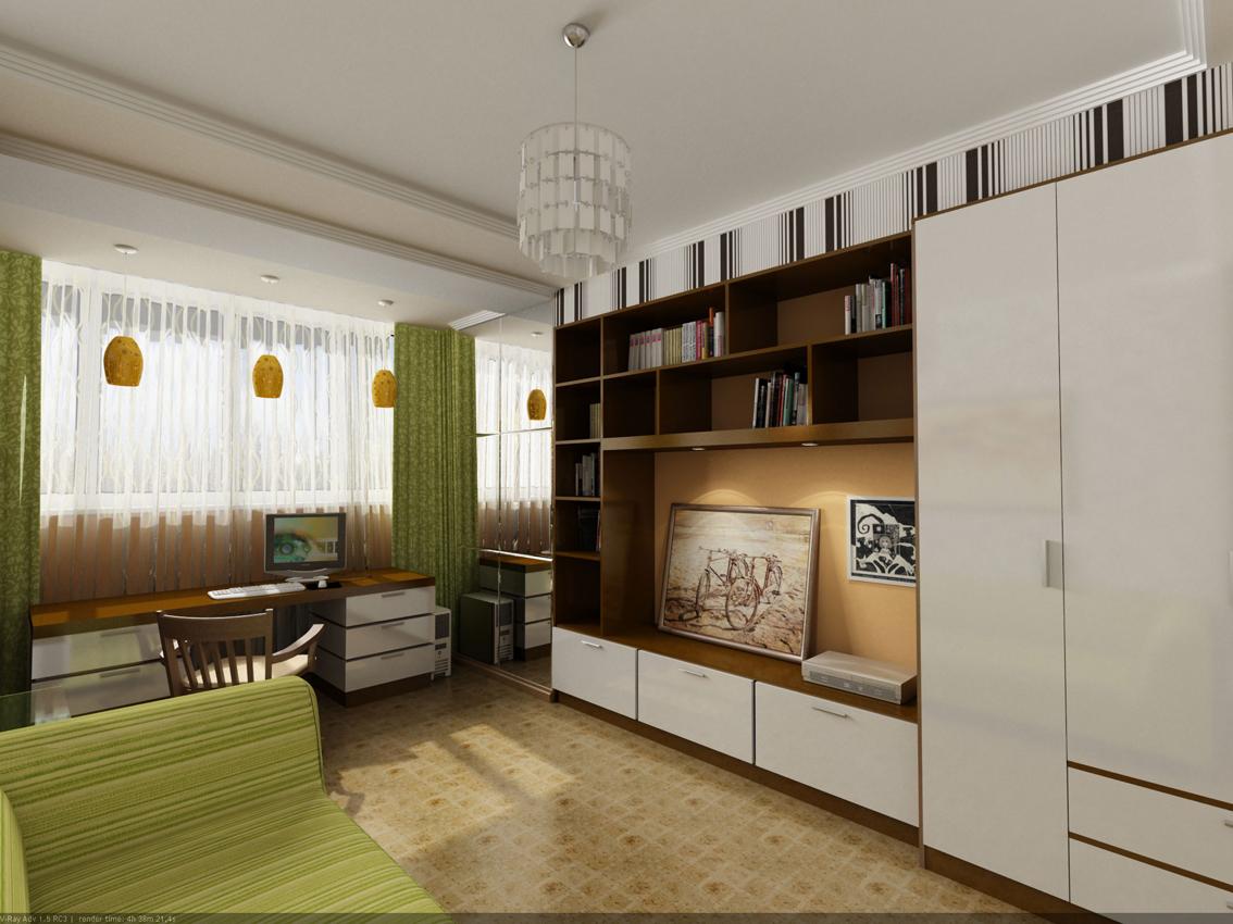 Дизайн подростковой комнаты фото