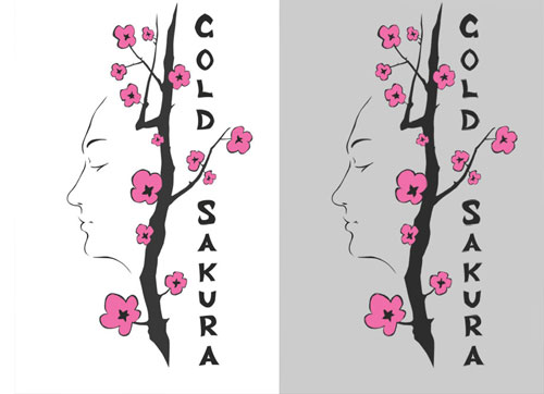Рисуноксакура