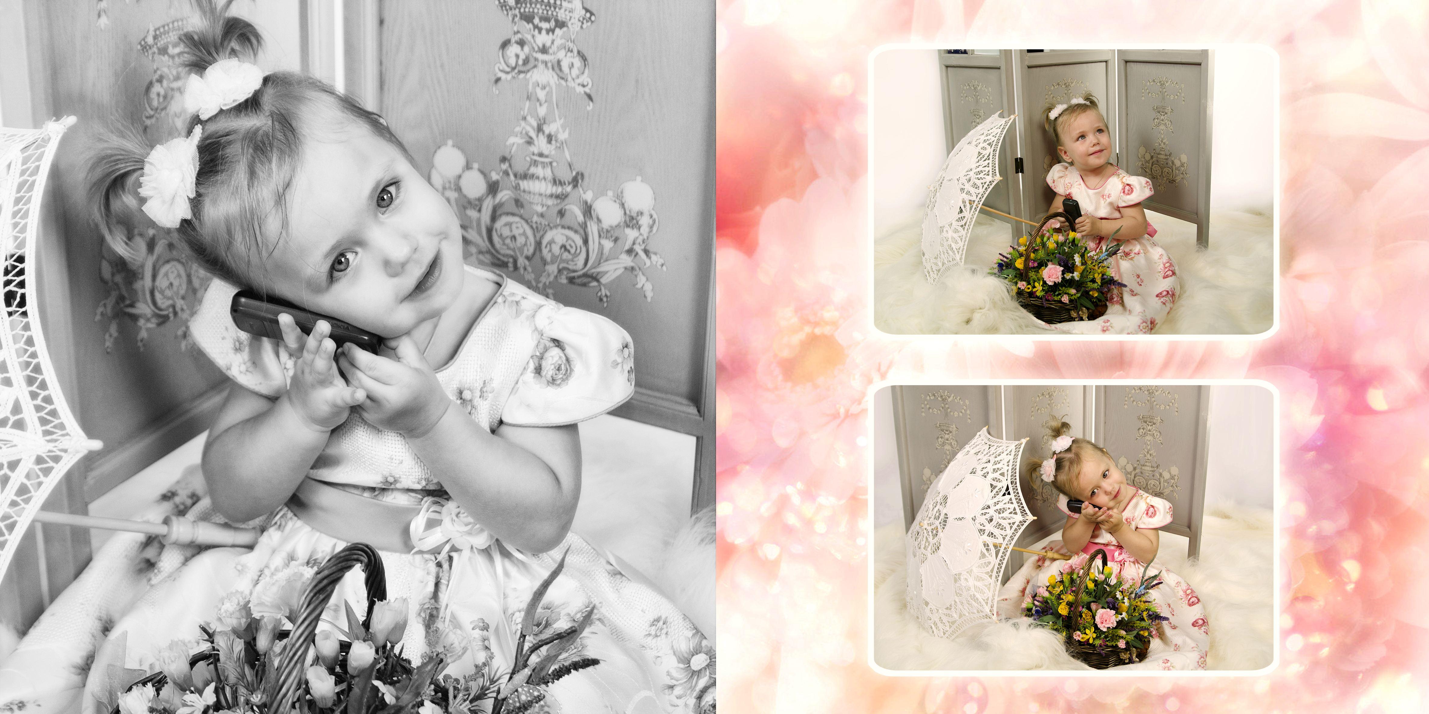 Детская фотокнига в подарок