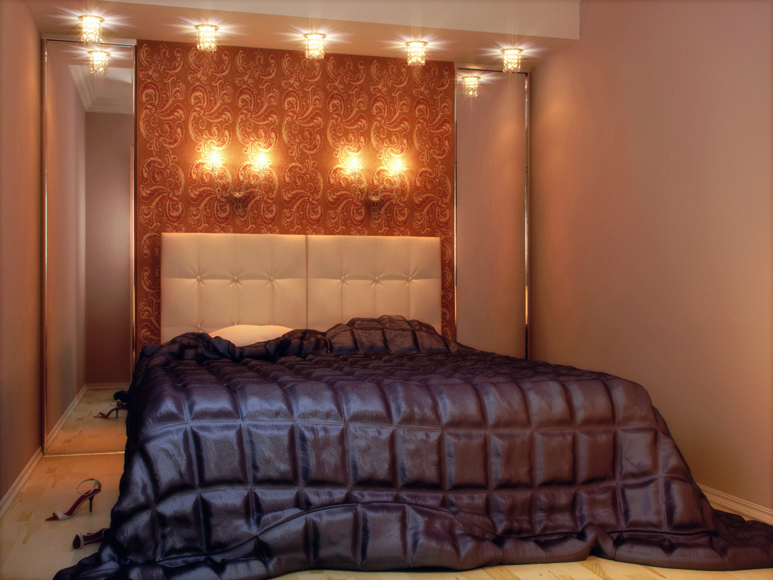 Толстые в спальне 26 фотография
