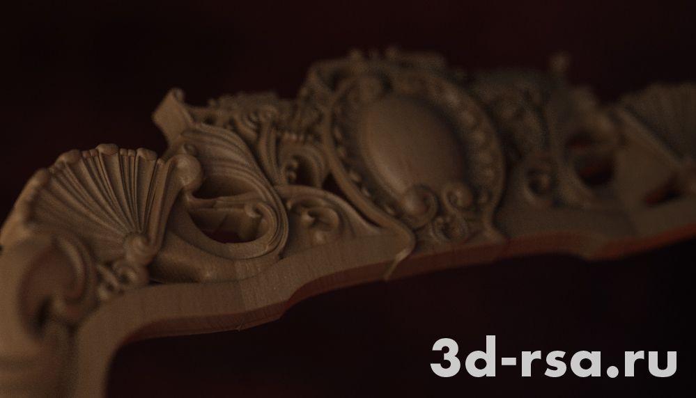 3d модели для станков с чпу