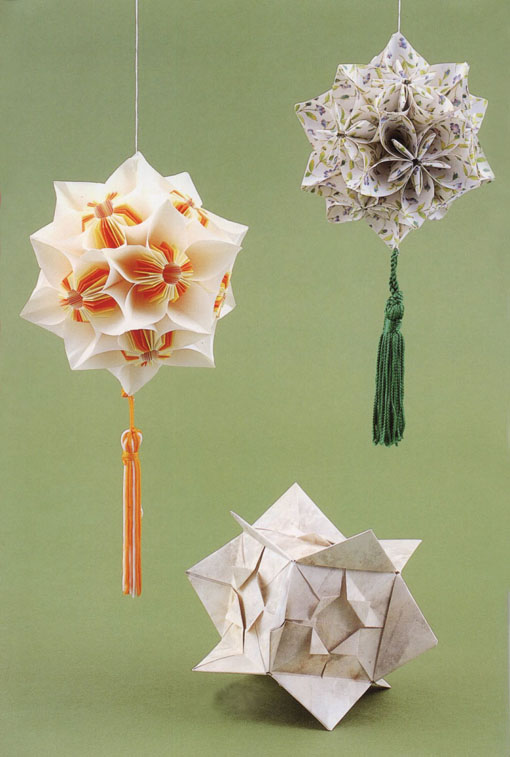 Оригами из цветы из бумаги своими руками