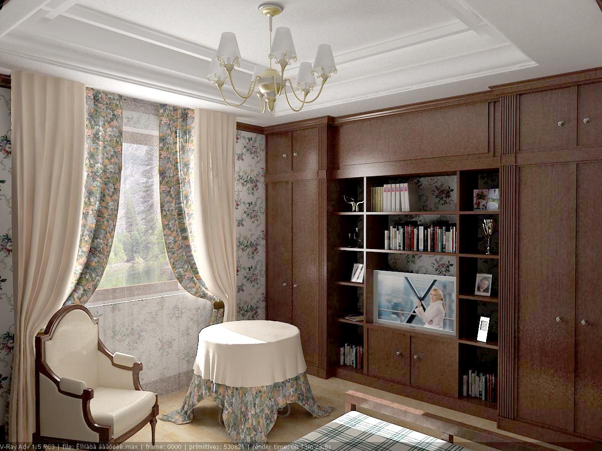 Комната для бабушки фото