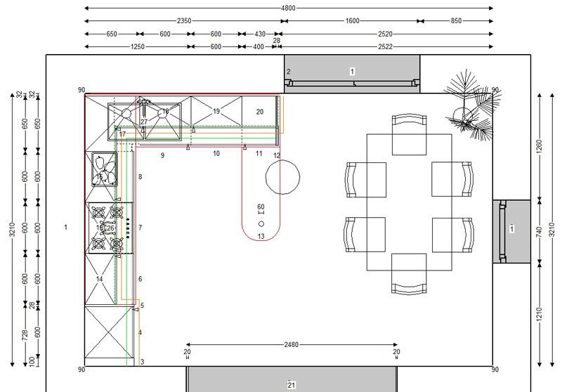 Планировка дома  готовые чертежи и планы домов